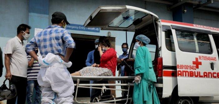 Κορωνοϊός: Η Ελλάδα στέλνει βοήθεια στην Ινδια φιάλες οξυγόνου και υγειονομικό υλικό