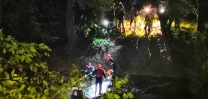 Λάρισα: Βρέθηκε πτώμα στον Πηνειό