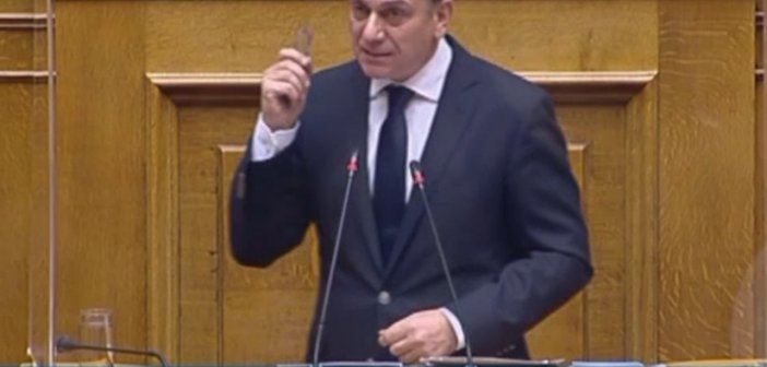 """Θ.Μωραΐτης:""""κ.Αυγενάκη,αποτύχατε να αλώσετε και να χειραγωγήσετε τις αθλητικές ομοσπονδίες"""""""