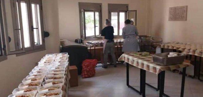 Αγρίνιο – Ι.Ν. Ευαγγελιστρίας: Πάσχα από τα συσσίτια για 200 άτομα