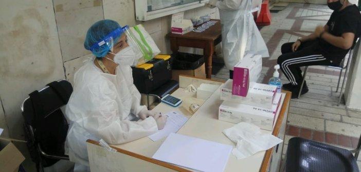 Που θα γίνουν δωρεάν rapid test αύριο Πέμπτη στην Αιτωλοακαρνανία