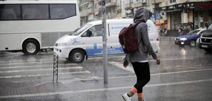 Καιρός: Οι περιοχές με βροχές και καταιγίδες