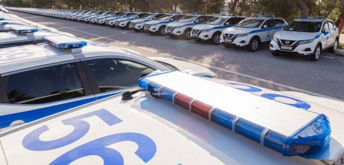 Nέα οχήματα στην ΕΛ.ΑΣ – Πόσα έρχονται στη δυτική Ελλάδα