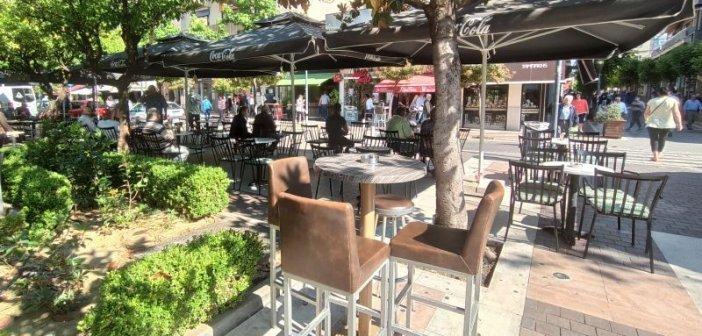 Κεφάλαια επανεκκίνησης στην εστίαση: Ο τζίρος «κόβει» τους περισσότερους στο Αγρίνιο