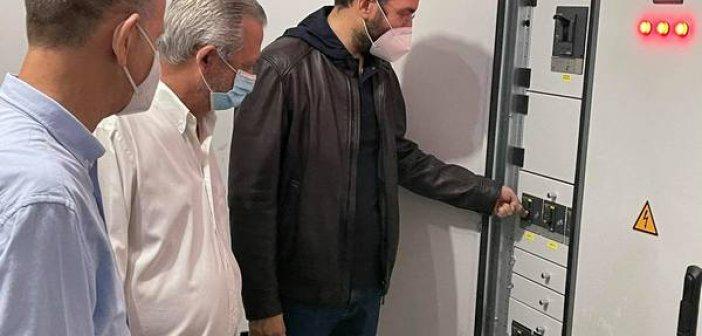 Αποκαταστάθηκε ο ηλεκτροφωτισμός στη σήραγγα Αγίου Ηλία