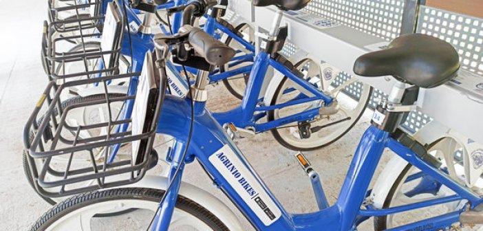 Επιτυχημένη η πιλοτική εφαρμογή – 2.000 Αγρινιώτες ποδηλατούν ηλεκτρικά