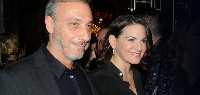 Παντρεύτηκαν η Όλγα Κεφαλογιάννη και ο Μίνως Μάτσας