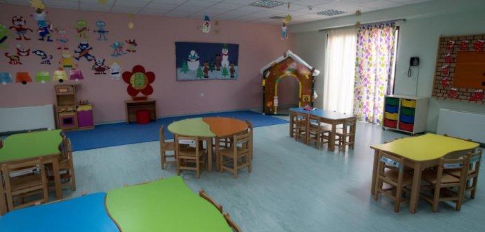 Ναύπακτος: Επαναλειτουργεί από αύριο ο 2ος Δημοτικός Παιδικός Σταθμός