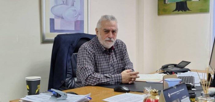 Μεσολόγγι: Αντί άλλου επιλόγου νέο αξονικό προαναγγέλλει ο Πάνος Παπαδόπουλος