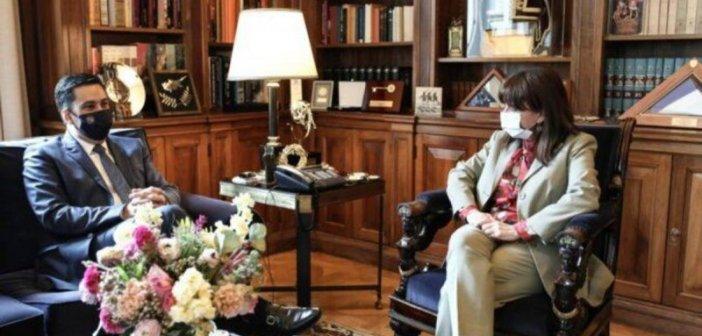 Στο Αγρίνιο η Πρόεδρος της Δημοκρατίας για τις εκδηλώσεις απελευθέρωσης της πόλης!