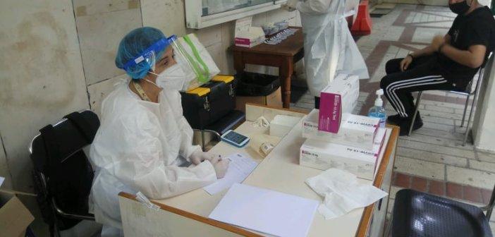 Αιτωλοακαρνανία: Τα αποτελέσματα των rapid test της Παρασκευής