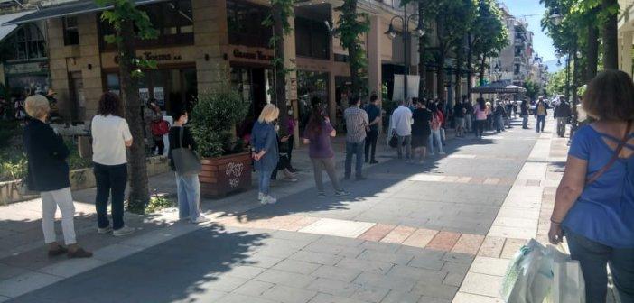 Αιτωλοακαρνανία: Πέντε τα θετικά rapid test στους χθεσινούς ελέγχους