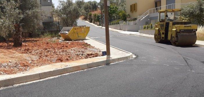Αγρίνιο: Παραδίδεται το δεύτερο τμήμα κατασκευής δρόμων και δικτύων ύδρευσης – αποχέτευσης