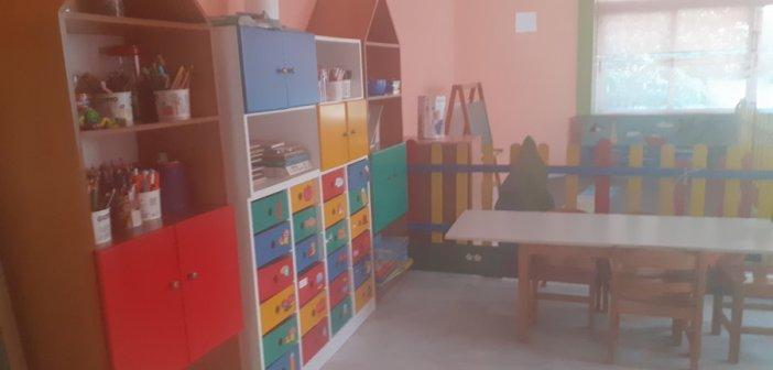 Αγρίνιο: Εγκαινιάστηκε νέο ΚΔΑΠ στη Γραμματικού