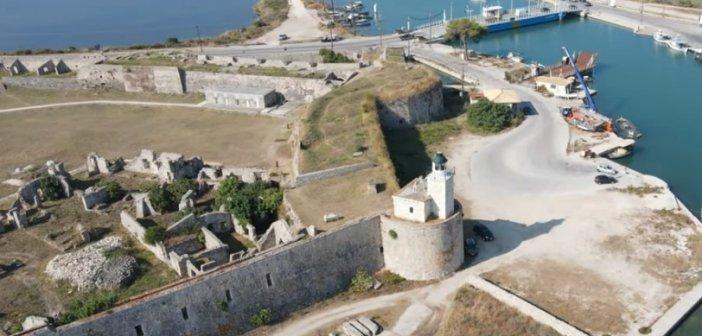 Μεσαιωνικό Kάστρo Αγίας Μαύρας – Η κάποτε πρωτεύουσα της Λευκάδας (VIDEO)