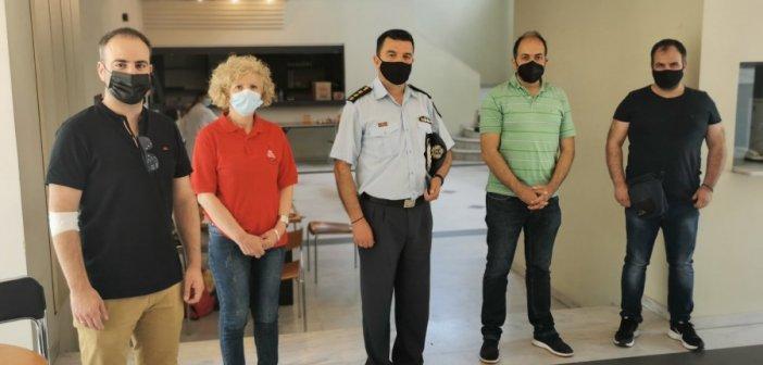 """Ένωση Αστυνομικών Υπαλλήλων Ακαρνανίας: Το """"ευχαριστώ"""" για την αιμοδοσία στο Παπαστράτειο"""