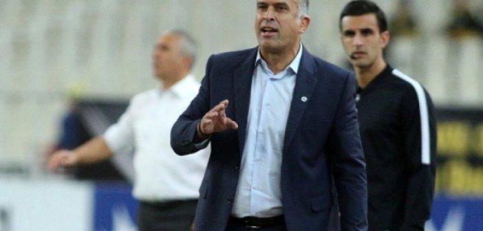 Ο Αναστασίου νέος προπονητής του Παναιτωλικού