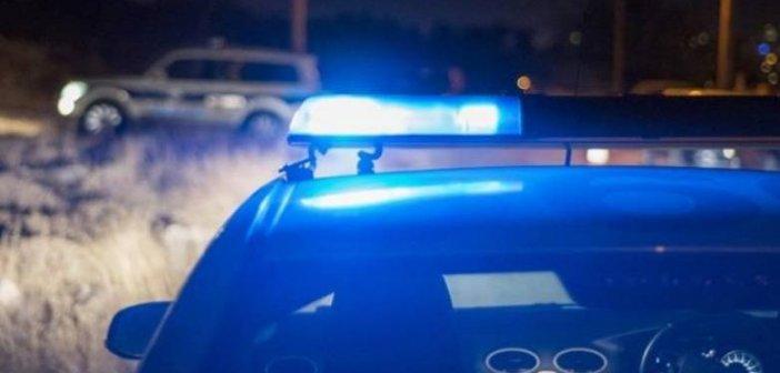 Σύλληψη 60χρονου οδηγού που κατείχε μαχαίρι και φυσίγγια στην Ιονία Οδό