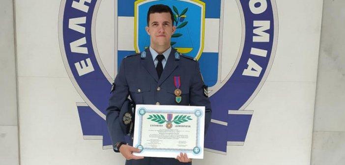 Η Ένωση Αστυνομικών Υπαλλήλων Ακαρνανίας συγχαίρει τον Ν. Κοντούρη – Σωτήρια η παρέμβαση του συναδέλφου τους