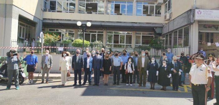 Ξεκίνησαν οι εκδηλώσεις τιμής και μνήμης για την Απελευθέρωση του Αγρινίου