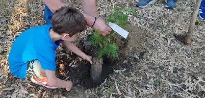 Αγρίνιο: Ηχηρό μήνυμα για το Περιβάλλον από μαθητές του 9ου Δημοτικού και του Νηπιαγωγείου
