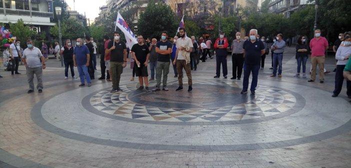 Ενημέρωση Εργατικού Κέντρου Αγρινίου για το συλλαλητήριο