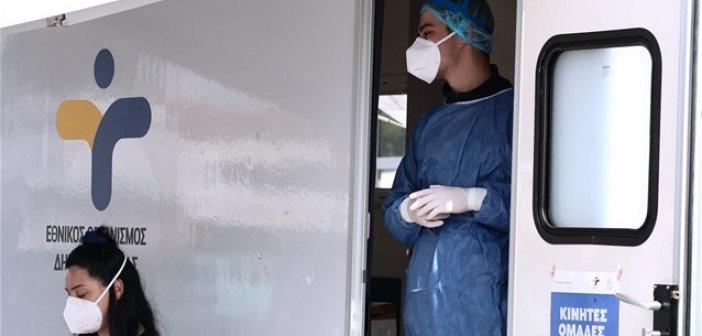 ΕΟΔΥ: Που θα γίνουν αύριο τα δωρεάν rapid test στην Αιτωλοακαρνανία