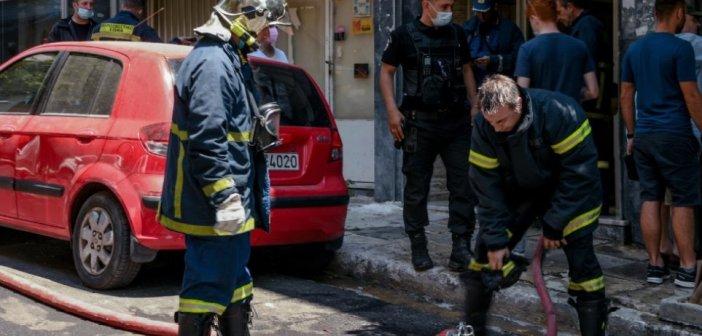 Ερέτρια: Νεκρή εντοπίστηκε ηλικιωμένη εξαιτίας φωτιάς σε σπίτι