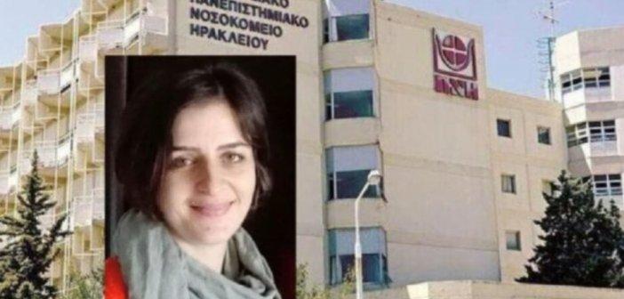 «Να εξηγήσουν στα παιδιά μου γιατί χάθηκε η μητέρα τους» λέει ο σύζυγος της Γλυκερίας που πέθανε μετά τον εμβολιασμό της