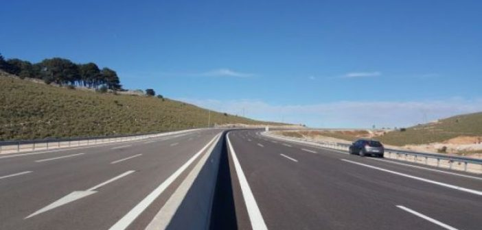 Ιόνια Οδος: Κυκλοφοριακές ρυθμίσεις για επιθεώρηση πρανών στο 69ο χλμ για δυο μήνες