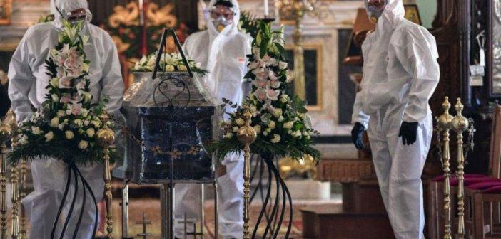 Εύβοια: Σοκαριστική καταγγελία – Ιερέας άνοιξε φέρετρο νεκρού από κορονοϊό και φώναζε σε έξαλλη κατάσταση (video)