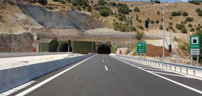 Ιόνια Οδός: Κυκλοφοριακές ρυθμίσεις στον Ανισόπεδο Κόμβο Αγ. Ηλία