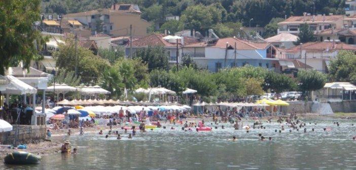 Κατάλληλες για κολύμβηση όλες οι ακτές του Δήμου Αμφιλοχίας