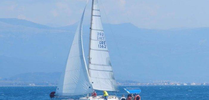 Ανοίγει ξανά πανιά η Σχολή Ιστιοπλοΐας Ανοικτής Θάλασσας του Ναυτικού Ομίλου Μεσολογγίου