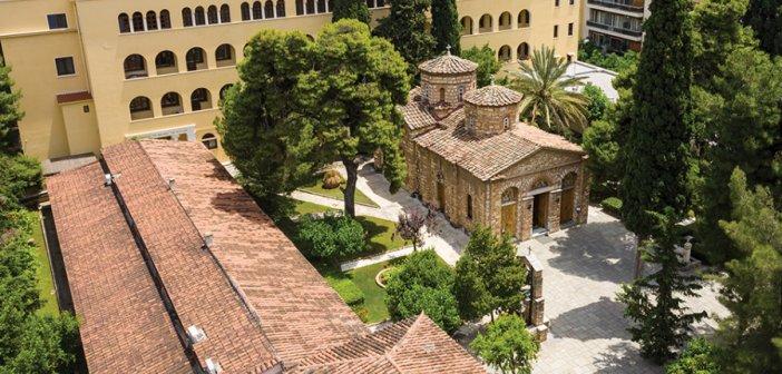 Ιερέας έριξε βιτριόλι σε μητροπολίτες στη Μονή Πετράκη