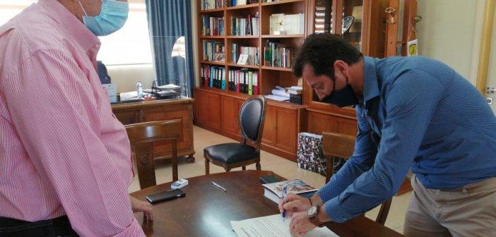 Μεσολόγγι: Ορκίστηκε ο δημοτικός σύμβουλος Δημήτριος Μπαλαμπάνης