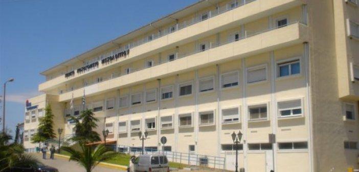 Μεσολόγγι: Σε αποκλιμάκωση η COVID19 – Λίγες οι νοσηλείες στο νοσοκομείο