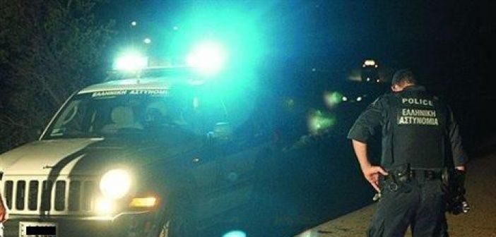 Συλλήψεις αλλοδαπών στην Ιόνια Οδό