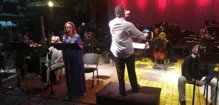 H Ορχήστρα Σύγχρονης Μουσικής της ΕΡΤ στο Αγρίνιο (VIDEO+ΦΩΤΟ)
