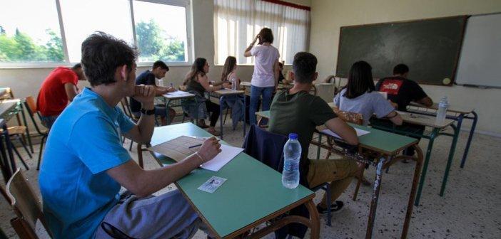 Πανελλαδικές εξετάσεις 2021: Πρεμιέρα με Νεοελληνική Γλώσσα για 100.000 υποψηφίους