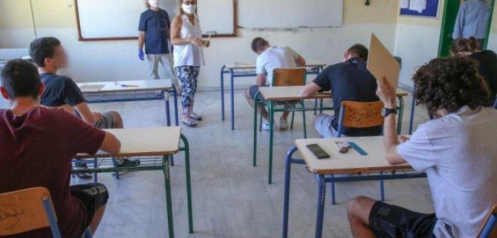 Πανελλήνιες 2021: Τα θέματα στα Νέα Ελληνικά των ΕΠΑΛ