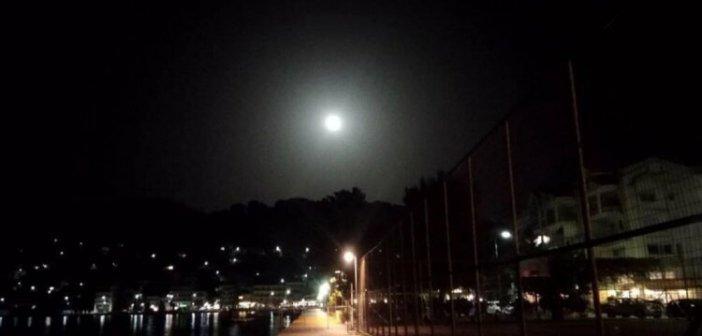 Αμφιλοχία: To Φεγγάρι της Φράουλας – Η τελευταία υπερπανσέληνος της χρονιάς…