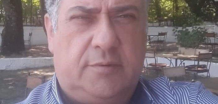 """Το """"αντίο"""" του Συλλόγου Εθελοντών Αιμοδοτών στον Δημήτρη Παπανικολάου"""