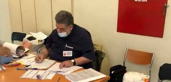 Η Ομοσπονδία Εθελοντών Αιμοδοτών για την απώλεια του Δημήτρη Παπανικολάου