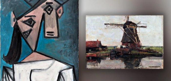 Εθνική Πινακοθήκη: Πώς έφτασε η αστυνομία στους κλεμμένους πίνακες του Πικάσο και του Μοντριάν