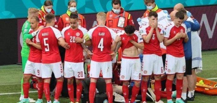 Το BBC ζήτησε συγγνώμη για τα πλάνα με τον Έρικσεν