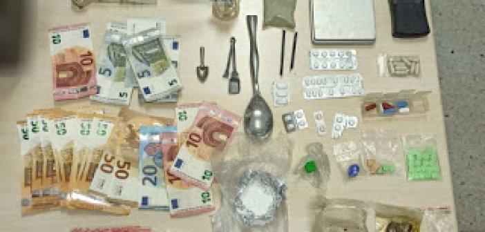"""Εκτός έδρας """"χτύπημα"""" της Ασφάλειας Καρπενησίου – Σύλληψη στην Αττική για ναρκωτικά"""