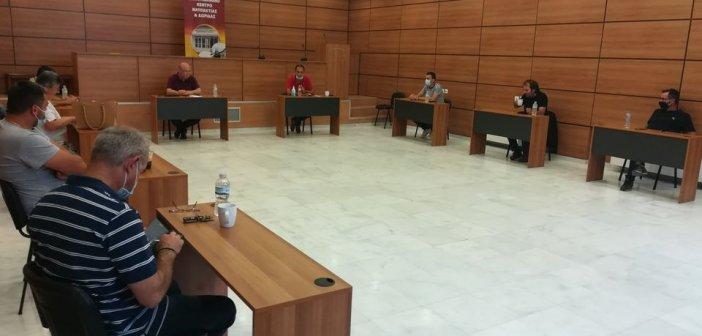 Συνάντηση του Εργατικού Κέντρου Ναυπακτίας με την Νομαρχιακή Επιτροπή ΣΥΡΙΖΑ Αιτωλοακαρνανίας