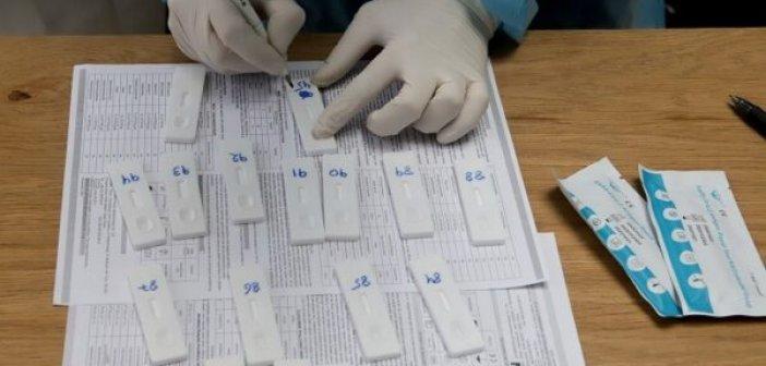 Κορωνοϊός: Στο 0,16% ο δείκτης θετικότητας στην Αιτωλοακαρνανία