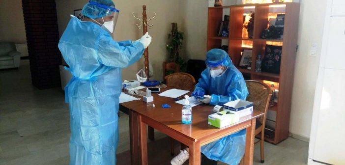 ΕΟΔΥ: Τα αποτελέσματα των σημερινών rapid test στην Αιτωλοακαρνανία